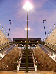 Metro Blijdorp