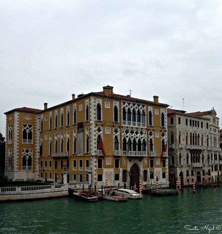 View from the watertaxi