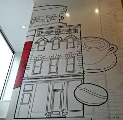 Coffee bar 72nd street