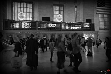 Grand Central Terminal Rush
