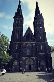Cathedral of Saint Paul and Peter in Vyšehrad