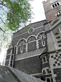 Church of St Bartholomew-the-Great.