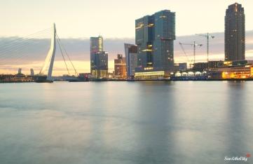 View from Veerkade